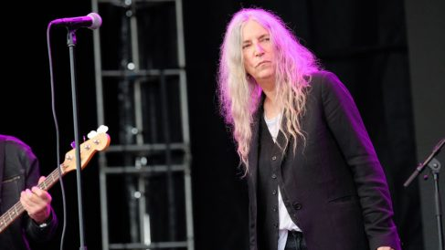 Patti Smith @Getty