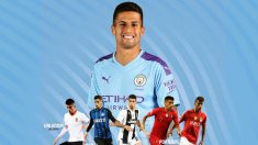 Joao Cancelo, nuevo fichaje del Manchester City (@ManCity)