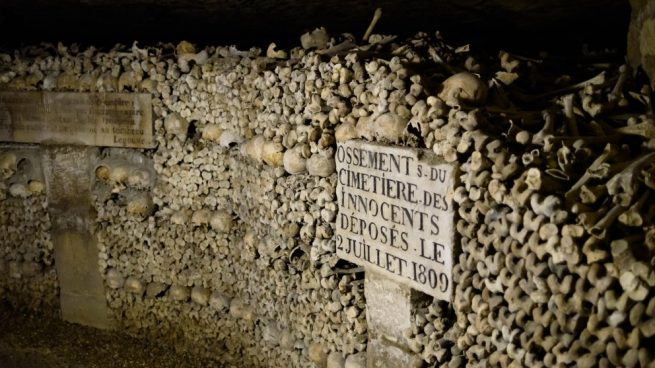 misterios de las Catacumbas de París