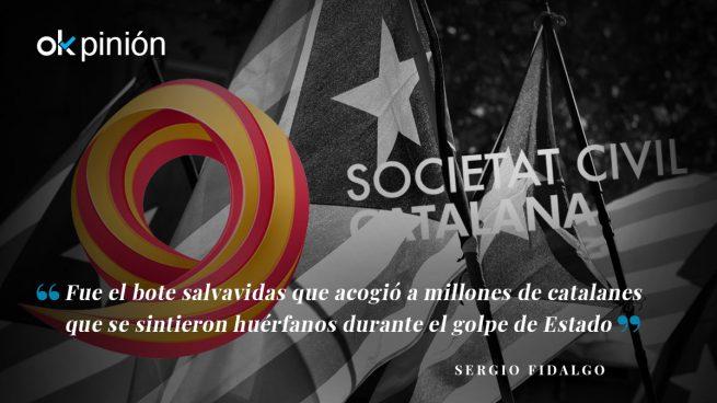 Societat Civil Catalana ha dejado de ser útil