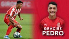 Pedro Porro deja el Girona (Girona Fútbol Club)