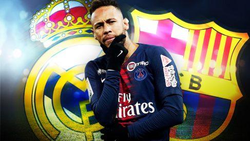 El PSG podría intentar traspasar a Neymar en el mercado de invierno.