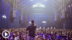 C. Tangana en el escenario SónarDôme de Red  Bull Music Academy en Sónar de Día. Foto: Sónar-655×368 copia
