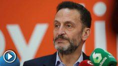 Edmundo Bal, portavoz adjunto de Ciudadanos en el Congreso. (EP)