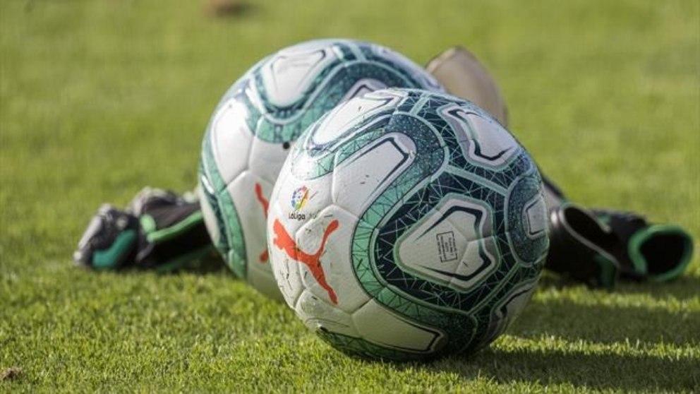 Fútbol en televisión.