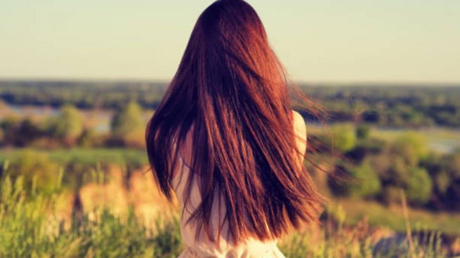 tratar cabello largo después vacaciones