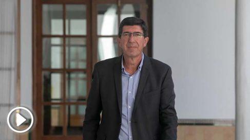 Juan Marin, vicepresidente de la Junta y dirigente de C's @EP