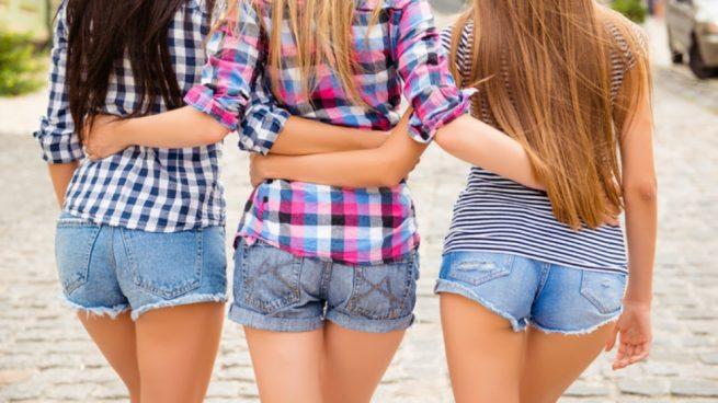 pantalón corto para ir a la playa