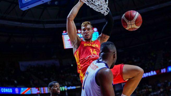 España – Puerto Rico: Resultado y resumen del partido de la Copa Mundial de Baloncesto, en directo