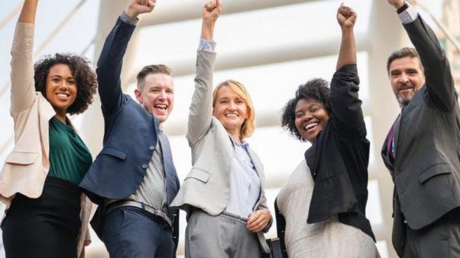 Según los investigadores, las personas optimistas suelen encontrar la parte buena de cada asunto.