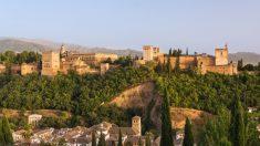 La Alhambra es el monumento español más espectacular