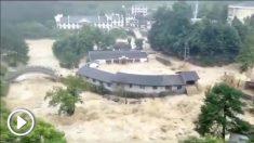 El tifón Lekima deja al menos 30 muertos y más de un millón de evacuados en China.