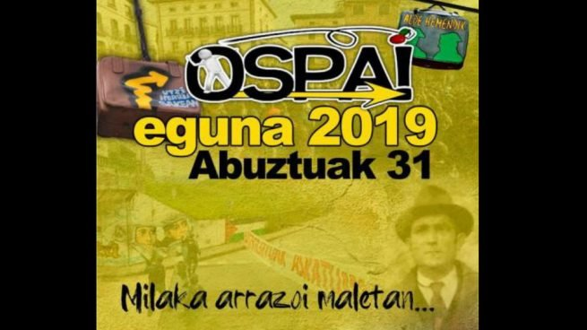 Alsasua organiza el 'Día del Adiós' para expulsar a la Guardia Civil del municipio