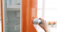Aprende cómo cambiar el sentido de apertura en la puerta de la nevera