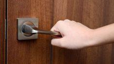 Todos los pasos para hacer un cerrojo casero para la puerta