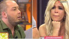José Antonio e Ylenia Padilla, duro enfrentamiento en Viva la vida