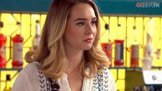 Luisita rompe su relación con Amelia