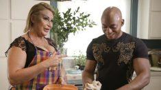 Raquel Mosquera en 'Ven a cenar conmigo: Gourmet Edition'