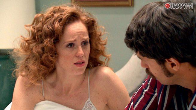 'Amar es para siempre': Ana y Carlos pasan la noche juntos en mitad del drama