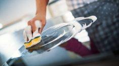 Aprende cómo limpiar la placa de inducción