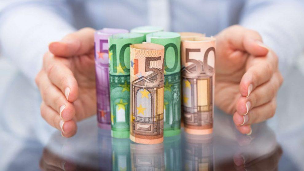 Dinero en efectivo @Gtres