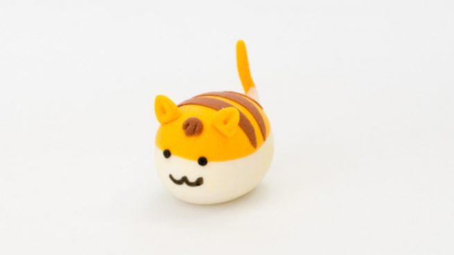 gato de arcilla