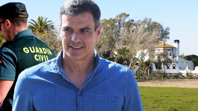 Los agentes que protegen a Sánchez en Doñana: 3 semanas sin descanso y 28€ para comer todo el día
