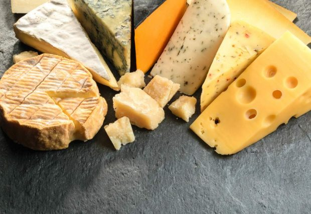 Frittata italiana cuatro quesos