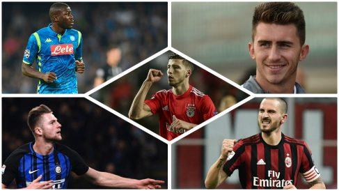 Los posibles centrales en los que piensa el Real Madrid.