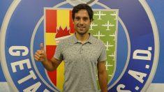 Xabi Etxeita, nuevo jugador del Getafe (Getafe Club de Fútbol)