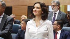 Isabel Díaz Ayuso, presidenta de la Comunidad de Madrid. (Foto: Francisco Toledo / OKDIARIO)