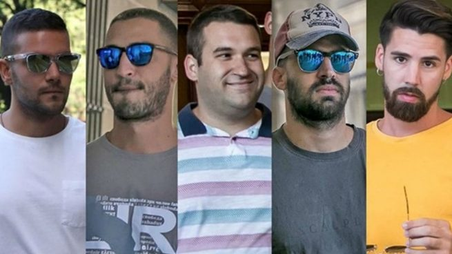 Los cinco miembros de 'La Manada' cumplirán condena en prisiones de Andalucía y Castilla y León