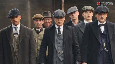 Los actores de Peaky Blinders desvelan un secreto