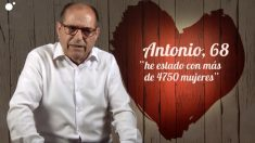 Antonio en 'First Dates'