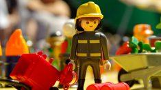 Los juguetes de Playmobil triunfan en todas las generaciones