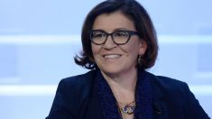 Elisabetta Trenta, ministra de Defensa de Italia @Getty