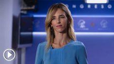 La Portavoz del GPP, Cayetana Álvarez de Toledo. (Foto. PP)