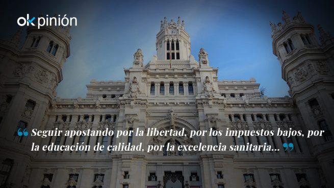 Los retos del Gobierno de la Comunidad de Madrid