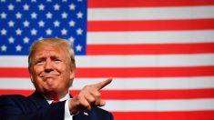 Donald Trump, presidente de los Estados Unidos de América. Foto: AFP