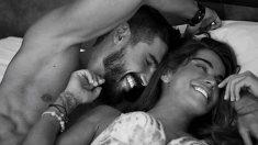 Fabio y Violeta siguen con su amor