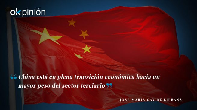 China se desacelera…