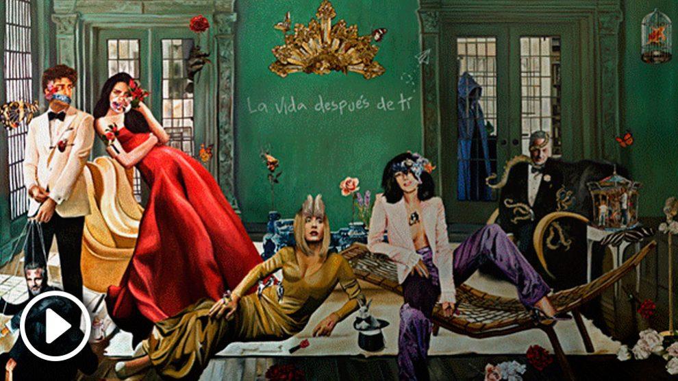 Imagen promocional de la segunda temporada de 'La casa de las flores' de Netflix.