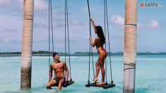 Sofía Suescun y Kiko Jimenez en Las Maldivas