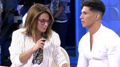 Martí y Toñi Moreno en 'MYHYV'