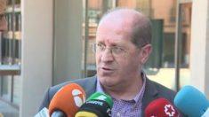 Víctor Sánchez, abogado de la familia de Miriam Vallejo. (Ep)