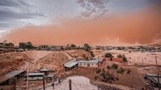 Coober Pedy es una ciudad australiana bajo tierra