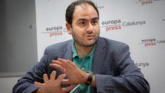 El nuevo presidente de Societat Civil Catalana (SCC), Fernando Sánchez Costa @EP