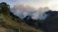 Incendio en Gran Canaria @EP