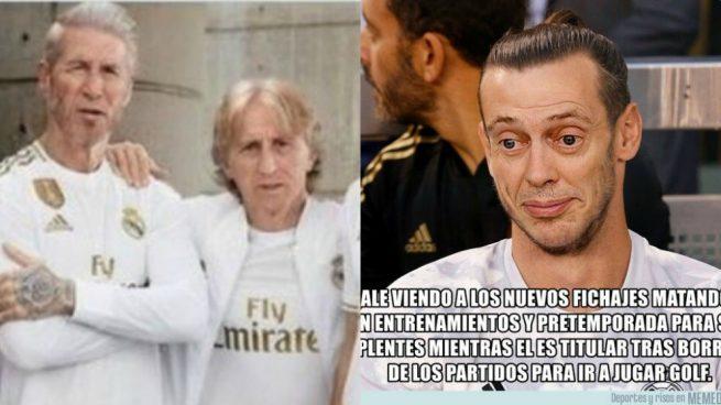 Memes Celta Real Madrid