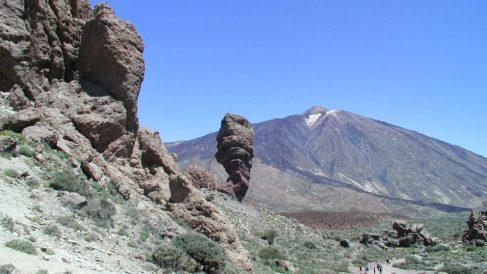 El Parque Nacional del Teide es un paisaje espectacular en nuestro país